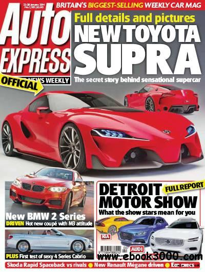 Auto Express UK - 22 January 2014 free download