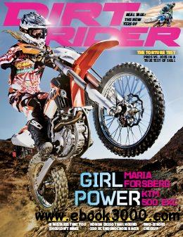 Dirt Rider - March 2014 free download
