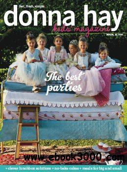 Donna Hay Kids' Magazine 2013 free download