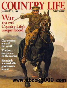 Country Life - 22 January 2014 free download
