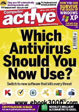 Computeractive - Issue 415 free download