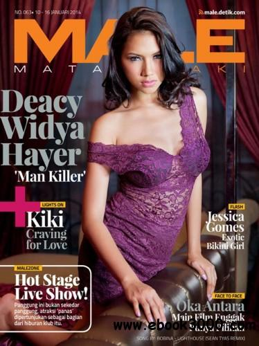 Male - No.063, 10-16 Januari 2013 free download