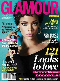 Glamour South Africa - February 2014 download dree