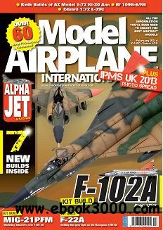 Model Airplane International Magazine February 2014 free download