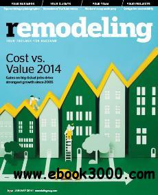 Remodeling Magazine - January 2014 download dree