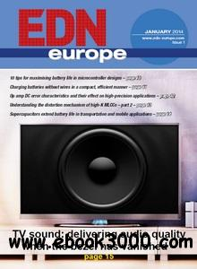 EDN Europe - January 2014 free download