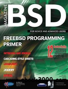 BSD Magazine - January 2014 free download