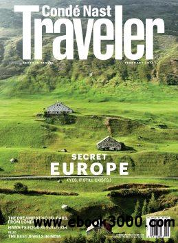 Conde Nast Traveler USA - February 2014 free download