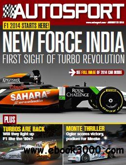 Autosport - 23 January 2014 free download