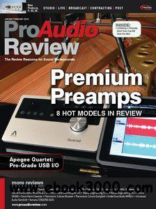 ProAudio Review - January/February 2014 free download