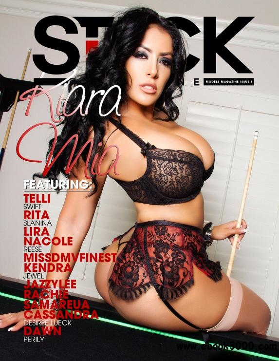 Stack Models Magazine - Issue 5, 2014 free download