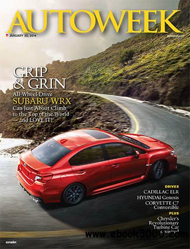 Autoweek - 20 January 2014 free download