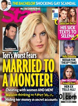 Star Magazine - 3 February 2014 free download