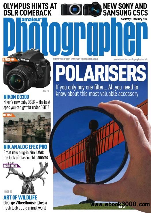 Amateur Photographer - 1 February 2014 free download
