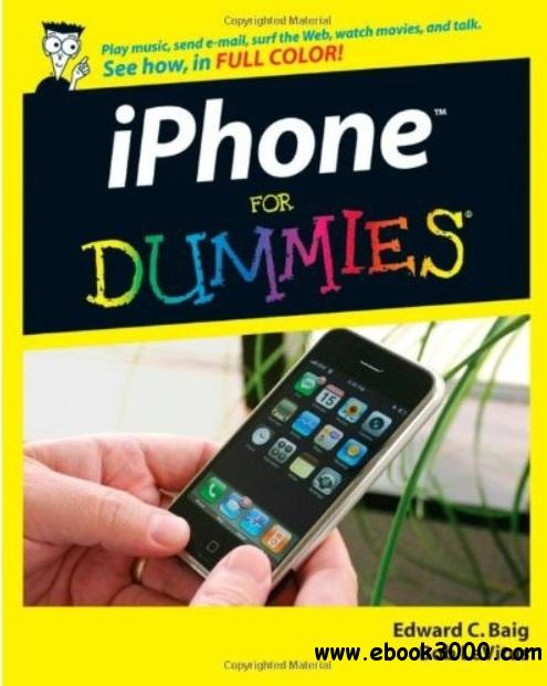 iPhone For Dummies free download