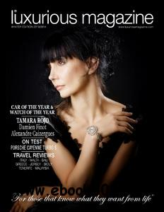 Luxurious Magazine - Winter 2013/2014 free download