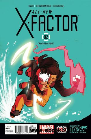 All-New X-factor 002 (2014) free download