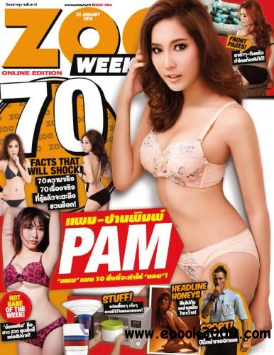 Zoo Weekly Thailand - 20 January 2014 free download