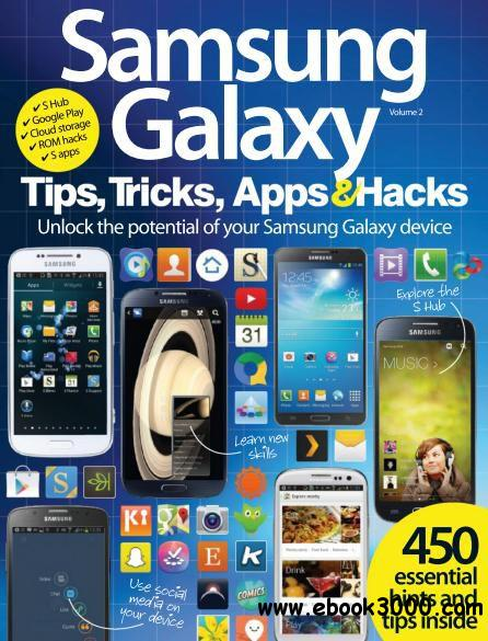 Samsung Galaxy Tips, Tricks, Apps & Hacks C Volume 2, 2014 free download