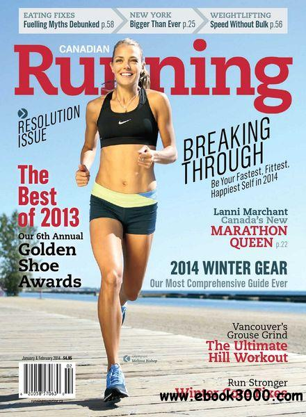Canadian Running - January-February 2014 free download