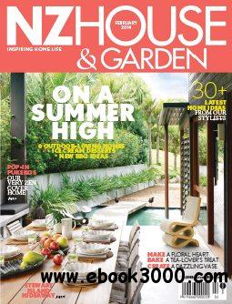 NZ House & Garden - February 2014 free download