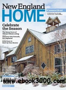 New England Home Connecticut - Winter 2014 free download