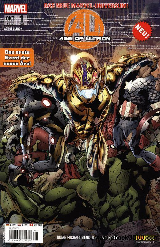 Age of Ultron - Band 1 free download
