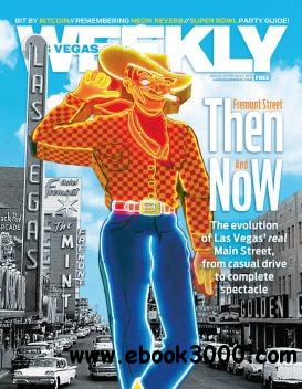 Las Vegas Weekly - 30 January 2014 free download