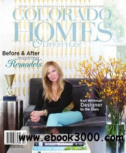Colorado Homes & Lifestyles - January/February 2014 free download