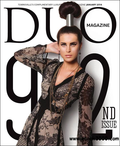 DUO Magazine - January 2014 free download