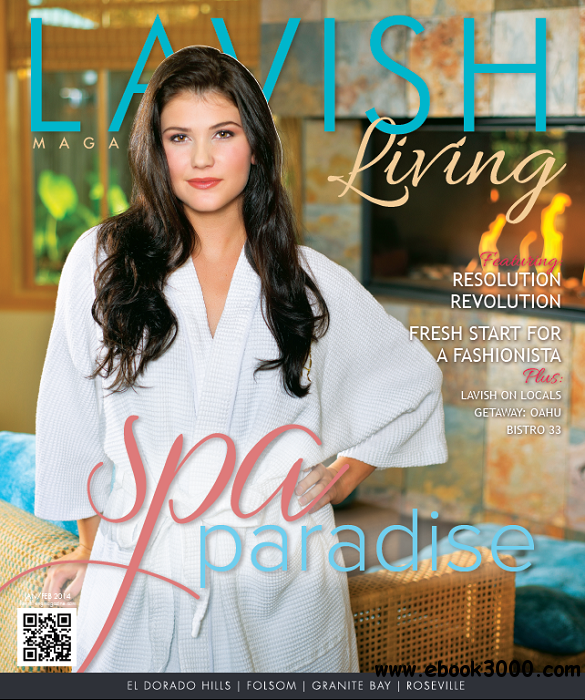Lavish Living - February 2014 free download