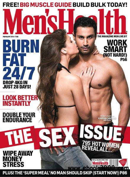 Men's Health India - February 2014 free download