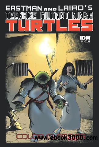 Teenage Mutant Ninja Turtles - Color Classics v2 004 (2014) free download
