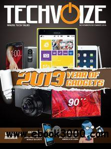 Techvoize - November/December 2013 free download