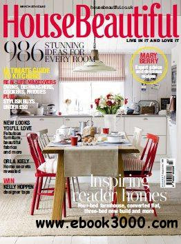 House Beautiful Uk March 2014 Free Ebooks Download