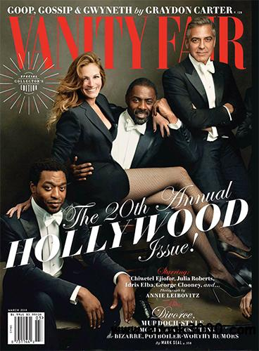 Vanity Fair USA - March 2014 free download