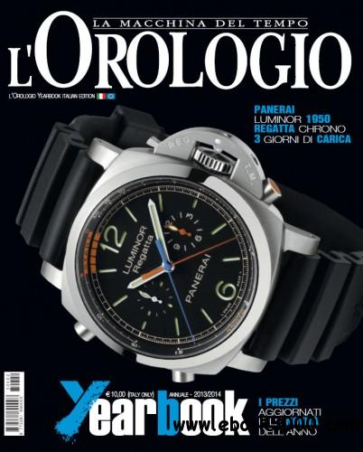 L'Orologio Yearbook - 2013 - 2014 free download