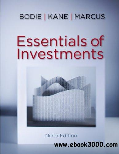 Essentials of Investments, 9th Edition free download