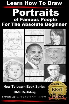 Pencil Portrait Tutorial- How Beginners Learn To Draw ...