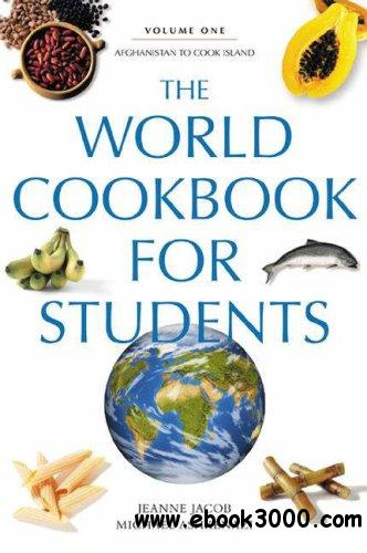 The World Cookbook for Students (Volumes 1C5) free download