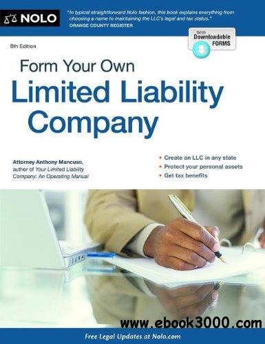 Form Your Own Limited Liability Company free download