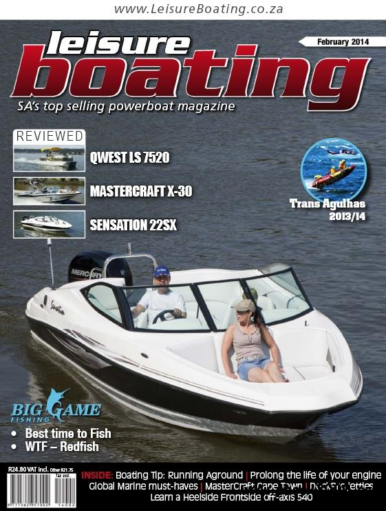 Leisure Boating Featuring Big Game Fishing - February 2014 free download