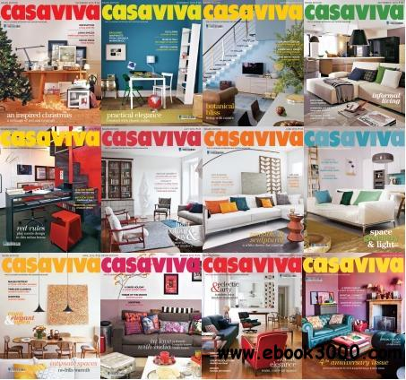 Casaviva India Magazine 2013 Full Collection free download