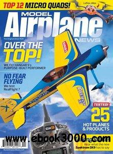 Model Airplane News Magazine April 2014 free download