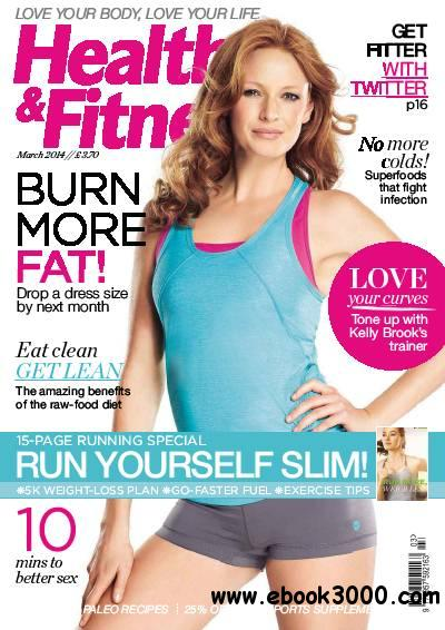 Health and Fitness - March 2014 / UK free download