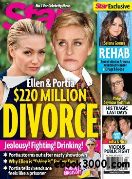 Star Magazine - 17 February 2014 free download