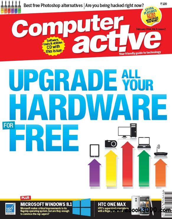 Computer Active India - February 2014 free download