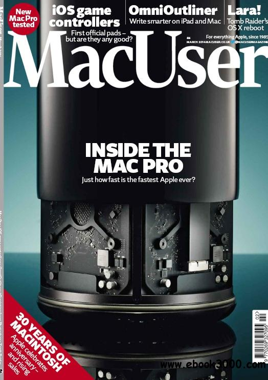 MacUser - March 2014 free download