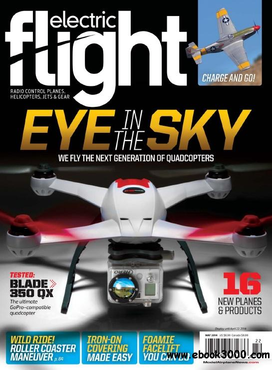 Electric Flight - May 2014 free download