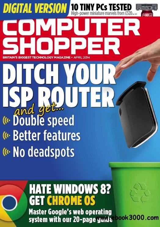 Computer Shopper - April 2014 free download